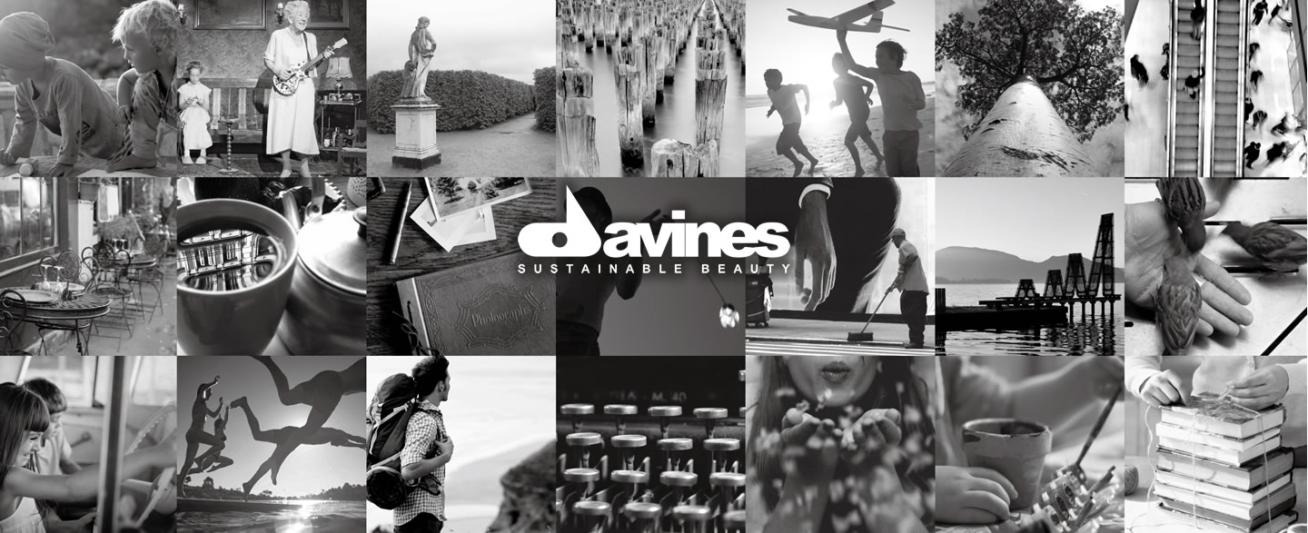 ABOUT DAVINES