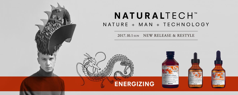 NATURALTECH ENERGIZING