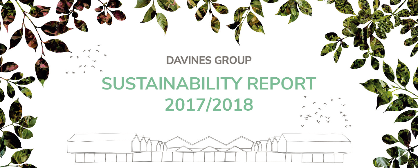 SUSTAINABILITYREPORT 2017/18