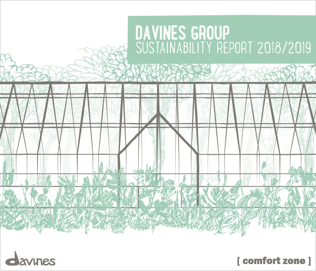 SUSTAINABILITY REPORT 2018/2019